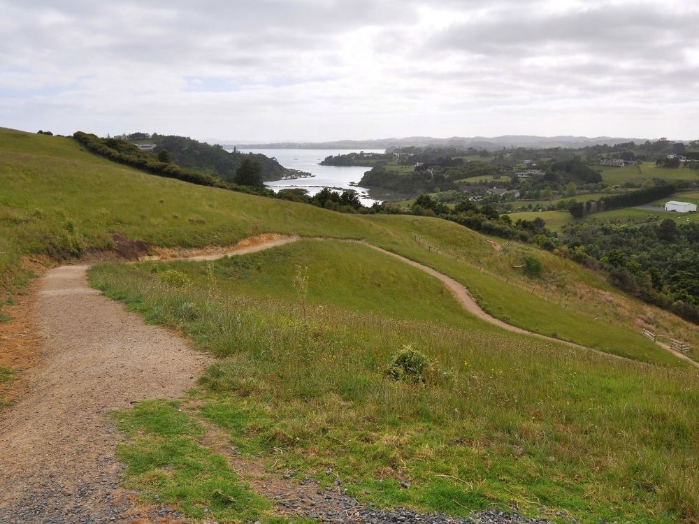 Hobsonville Point Path - Auckland